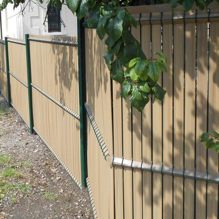 clôture panneaux rigides